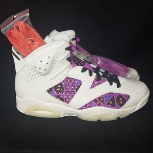 NEW Air Jordan 6 Retro Quai 54 Shoes
